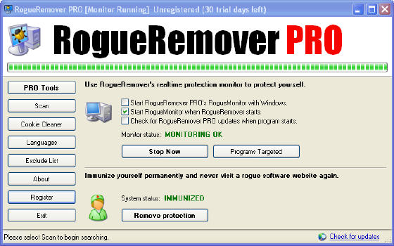 RogueRemover PRO