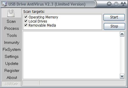 USB Drive Antivirus