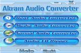 Akram Audio Converter