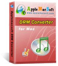 AppleMacSoft DRM Converter for Mac
