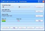 RM to MP3 WAV Converter