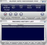 Super MP3 Recorder Pro