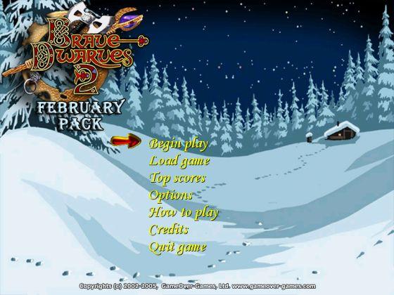 Brave Dwarves2 February