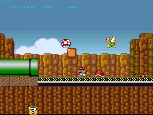 super mario flash game free download