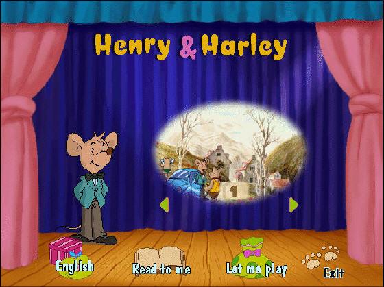 Henry & Harley