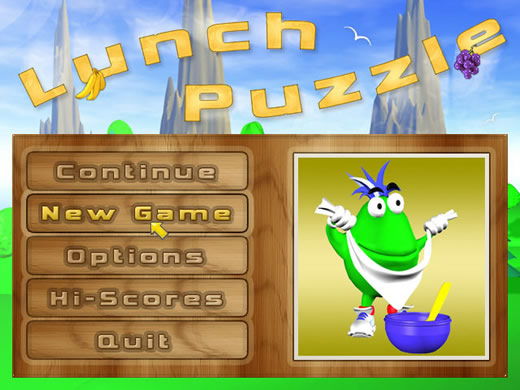 Lunch Puzzle