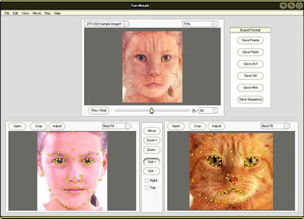 software description funny morph maker is funny and easy to