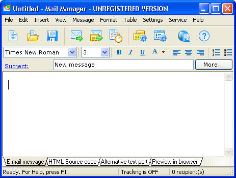 Email Clients download - Email editor, Email manager, PC Email ...