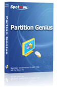 Spotmau Partition Genius