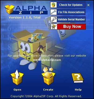 AlphaZIP