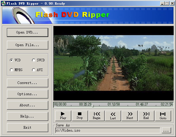 Flash DVD Ripper