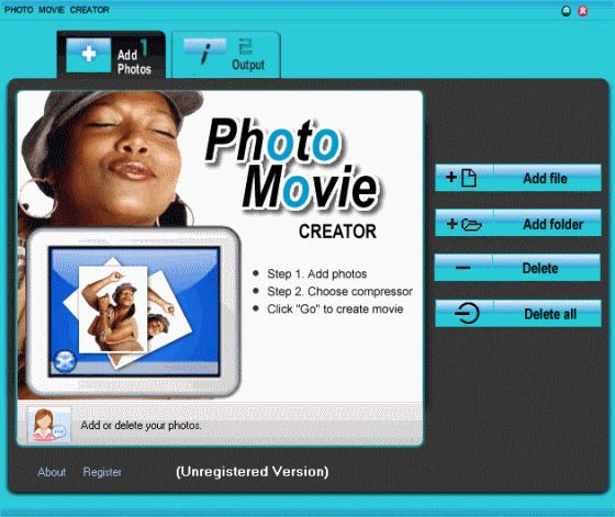 Movie gif creator