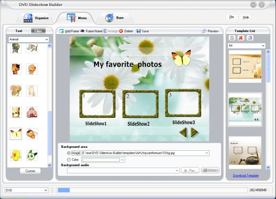 slideshow shopify how to add background video