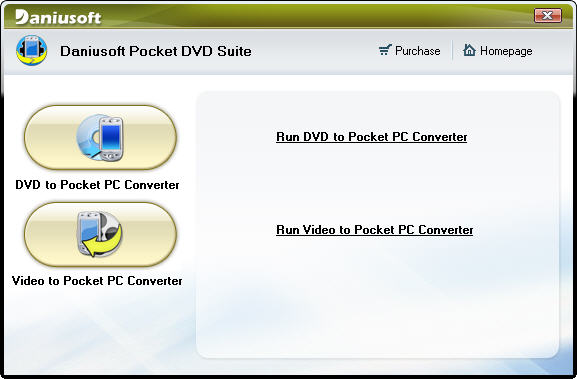 Daniusoft Pocket DVD Suite