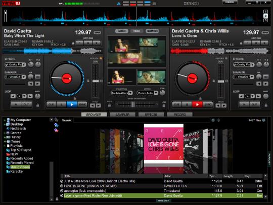 Download virtual dj for mac os x.