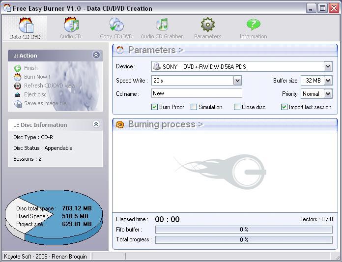 Cd Dvd Burner For Mac Free Download