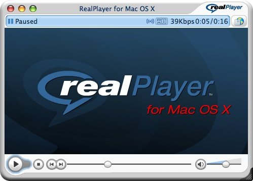 real player gratis para mac
