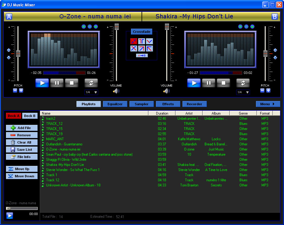 audio and video mixer software