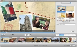 how to cut audio in imovie mac