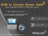 4Videosoft DVD to Google Phone Suite