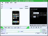 DVD and  Video iPhone Converter