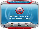 Easy Movie DVD Creator
