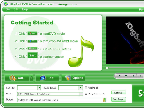 iOrgSoft DVD to Audio Converter