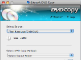 iSkysoft DVD Copy for Mac