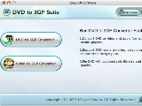 iSkysoft DVD to 3GP Suite for Mac
