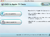 iSkysoft DVD to Apple TV Suite for Mac