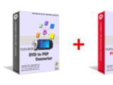 PSP Video Converter + DVD to PSP