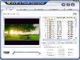 Wondershare DVD to Flash Converter