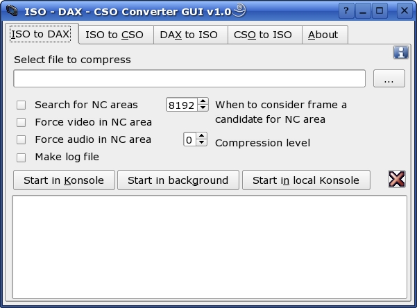 How to Compress a .ISO to a .CSO (PSP Game)