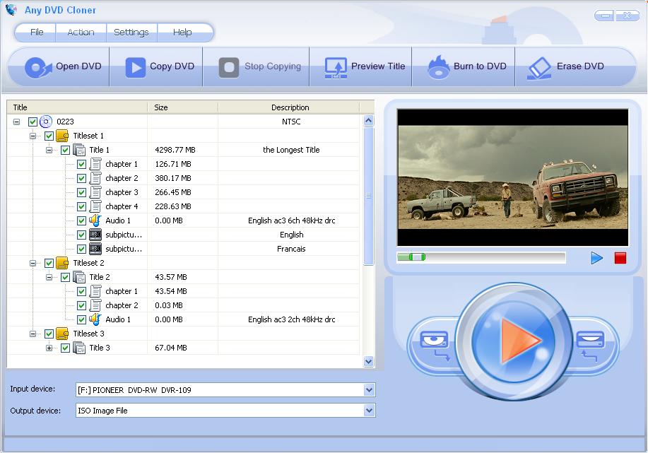 Any dvd cloner platinum v1 2 3 with key tordigger