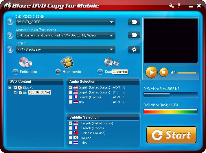 1Click DVD Converter 2.0.4.0