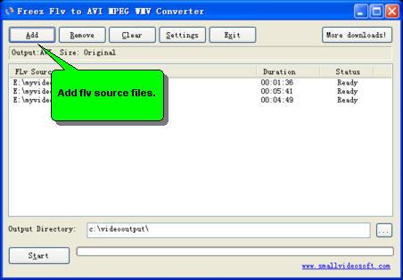 Download free free avi/mpeg/wmv/mp4/flv video joiner, free avi.