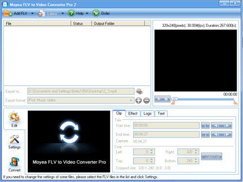 moyea flv converter download youtube.
