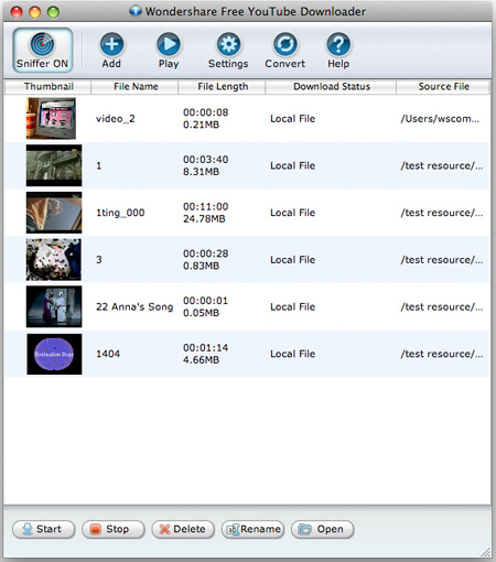 youtube downloader macbook pro free