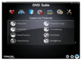 CyberLink DVD Suite