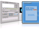 iPod Video Converter + DVD to iPod