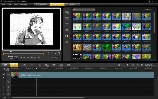 Corel VideoStudio Pro X3 download
