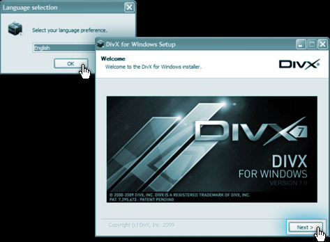 Divx player free download