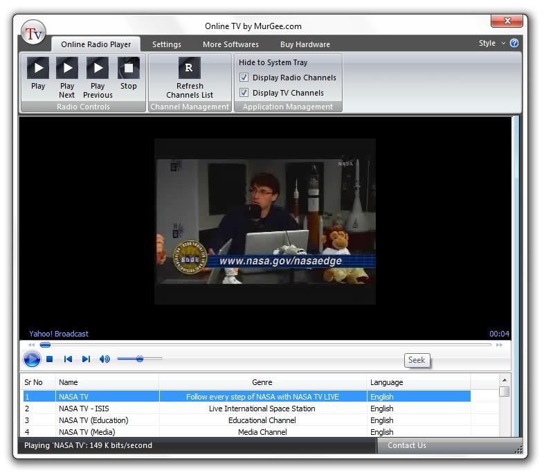 Online TV 1.0 Free Download