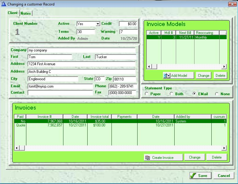 Invoice Magic 2.01.2 Free Download