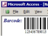 MS Access Barcode Integration Kit