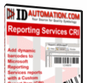 Reporting Services Barcode CRI