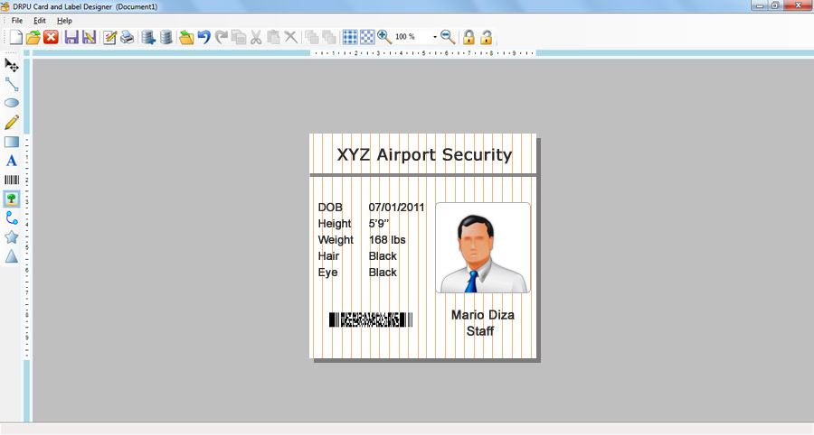 7 Software Download And 1 0 3 Card Free Designing Id Label Maker