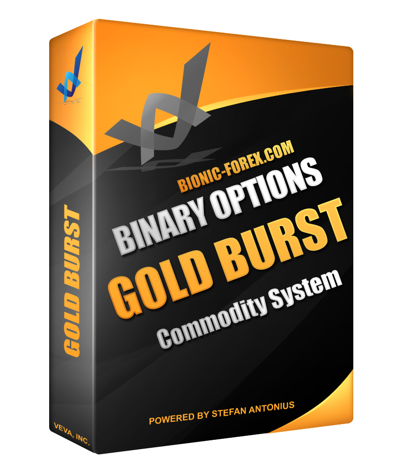 Binary options on gold