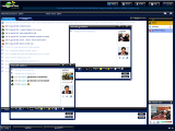 FlashPioneer Web Conferencing Chat