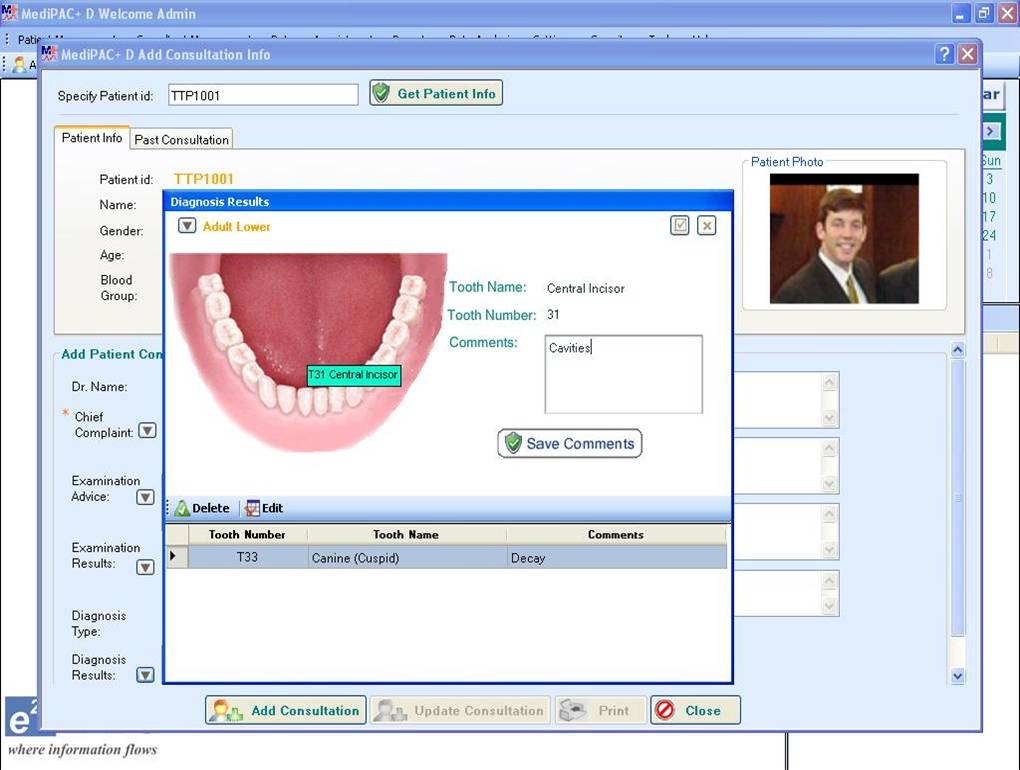 Medipac Dental Dental Software 3 1 Free Download